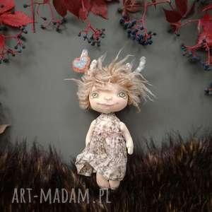 E-piet chochlik - dekoracja ścienna figurka tekstylna ręcznie
