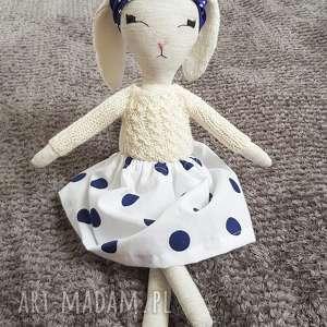 święta, tilda królik, lalka, dla dziecka, dziewczynka, prezent, córki