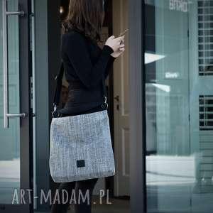 pojemna torba w charakterze worka 2715, torba, torebka, weekendowa, prezent, praca