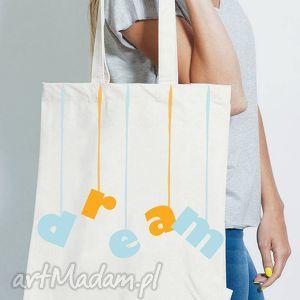 bawełniana torba ekologiczna eko - dream, bawełniana, torba, ekologiczna, eko