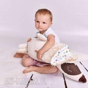 Prezent Przytulanka dziecięca pies, poduszka-pies, piesek, przytulanka, maskotka