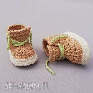 buciki carleton, buciki, trampki, dziecięce, niemowlęce, prezent