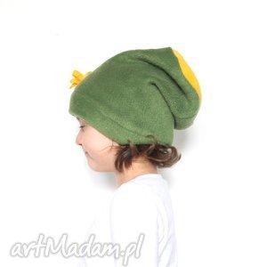 czapki czapka polarowa filcowana dla dziecka, czapka, polar, ciepły, dziecko