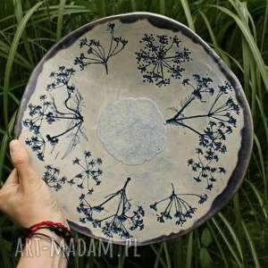 ceramika patera dzika marchew, patera, talerz, misa, dekoracja stołu