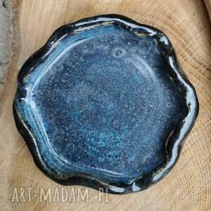 ceramika ceramiczna popielniczka c264, popielniczka, talerzyk