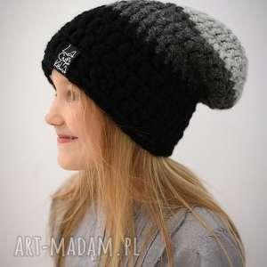 triquensik 02 - czapka, czapa, zima, zimowa, ciepła, dziecięca