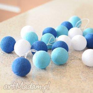 dom qule lampki cotton balls light zanzibar - 10 kul