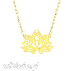 celebrate - lily - necklace g - ,celebrytka,lilia,