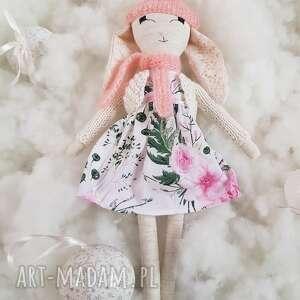 Tilda królik edycja zimowa lalki maart tilda, dziewczynka