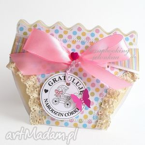 handmade scrapbooking kartki pieluszka dla maluszka - kartka #10