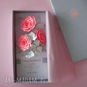 scrapbooking kartki karteczki 3d, karteczki, wedding, money, envelope