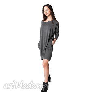 wyjątkowe prezenty, tunika oversize 1, sukienki, bluzki, oversize, luźne