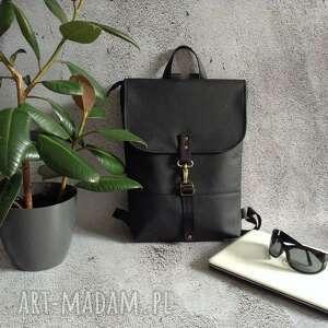 hand-made wegański plecak