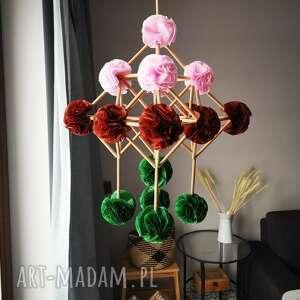 handmade dekoracje dekoracja pająk
