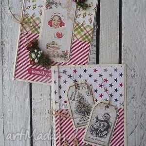 hand made prezenty na święta kartka święta