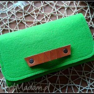 portfele portfel z filcu od catoo, portfel, prezent, filcowy
