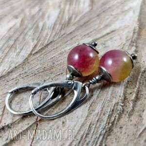 świąteczny prezent, jabłuszka, kwarc