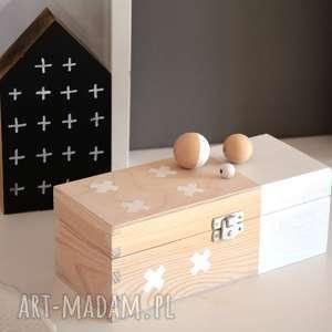 Skrzynka z drewna, skrzynka, pudełko, drewniana, drewno, plusy, skandynawski
