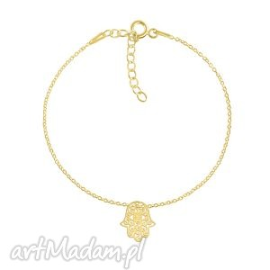celebrate - fatima - bracelet g - ,fatima,łańcuszki,