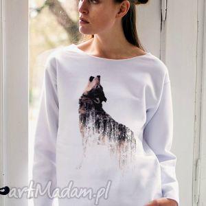 WOLF Oversize Bluza, oversize