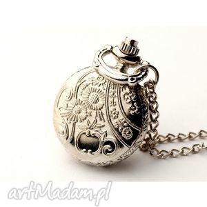 Promyczek Czasu (silver), zegarek