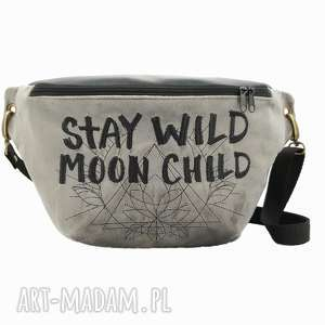 nerka xxl stay wild moon child, nerka, wild, natura, moon, księżyc, saszetka