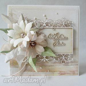 Ślubna - w pudełku, ślub, życzenia, gratulacje