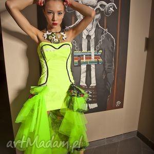 sukienki suknia folk design aneta larysa knap, góralska, folk