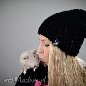 Mono 01 czapki laczapakabra czapka zimowa, na narty, zimę