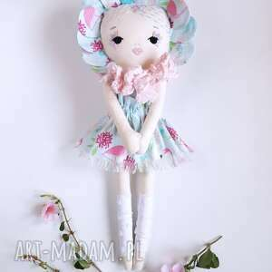 święta, lalka ambrozja, kwiatowa lalka, lala kwiat, leśna wróżka