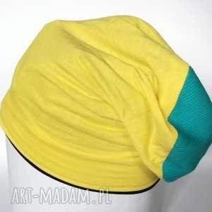 czapki czapka jesienna wiosenna dzianina damska męska, czapka, bieganie, etno