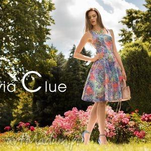 Sukienka LIZA Midi Tunesja , midi, tureckie, wielobarwna, sukienka, ramiączka
