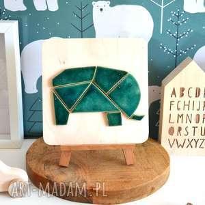 Słoń ceramika, słoń, mozaika, ceramiczny, ceramika