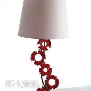 Berriro! Ellura - Metalowa lampa z części z odzysku