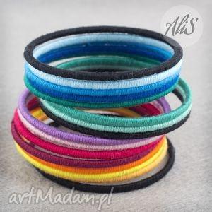 Kolorowe koła - ,kolorowe,koła,tęczowa,oryginalna,