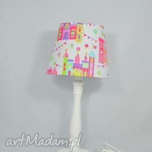 lampka princess castle - lampa, dla, dzieci, kolorowa, popielewska, style