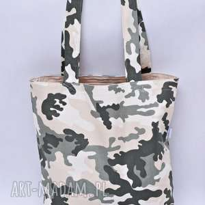 Torba na zakupy eko szopperka moro, torba, zakupy, wojsko, shopperka, szoperka