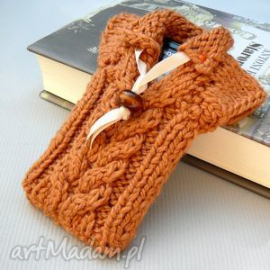 Etui-sweterek na smartfona etui b a o l etui, sweterek, smartfon