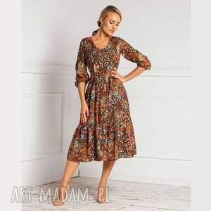 sukienki sukienka alita total midi marcella