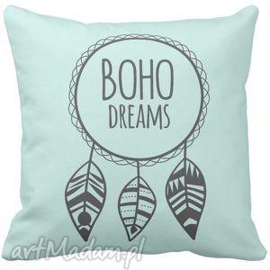 artmini poduszka dekoracyjnaszara boho dreams 6539, boho, style, szara dom