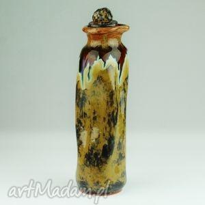 Butelka ceramiczna na nalewkę lub likier