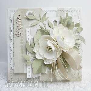scrapbooking kartki ślubna kartka w pudełku, ślub, rocznica, parze, życzenia