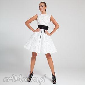 ręcznie wykonane sukienki grazia - sukienka na zamówienie
