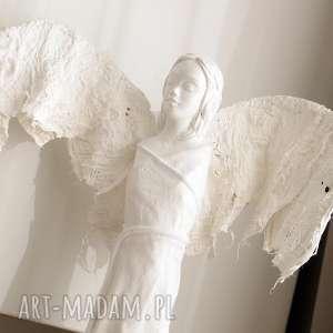 anioł nadziei, stróż, opiekun domu, talizman, figura anioła, prezent