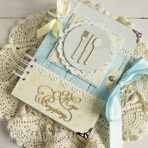 Przepiśnik - ,przepisnik,notes,kulinarny,książka-kucharska,na-przepisy,prezent,
