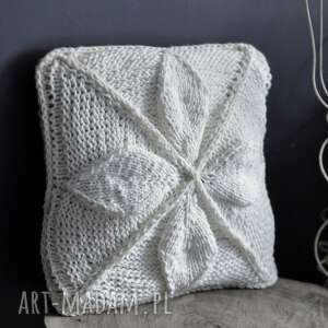 Dekoracyjna poszewka na poduszkę poduszki the wool art poszewka