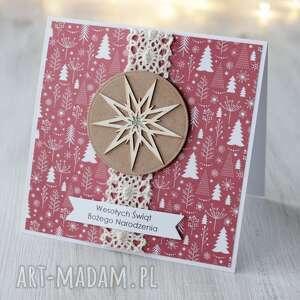 kartka świąteczna na boże narodzenie - świąteczny