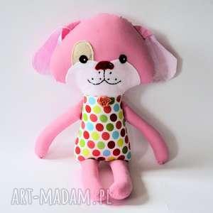 Pies Kejter - Eliza 44 cm, pies, dziewczynka, wielkanoc, zabawka, maskotka