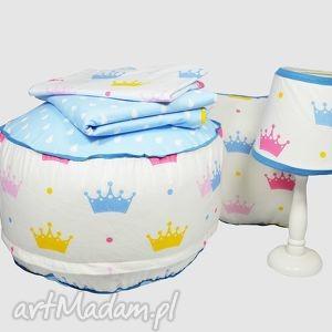 zestaw for the princess - zestaw, puf, poduszka, lampka, popielewska, style