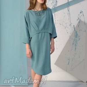 ręcznie wykonane sukienki mossa
